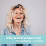 Facebook adverteren CTA